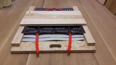 trittschalld mmung f r den dielenboden havelland diele. Black Bedroom Furniture Sets. Home Design Ideas