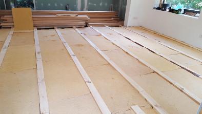 Holzfaserdämmung Dielen