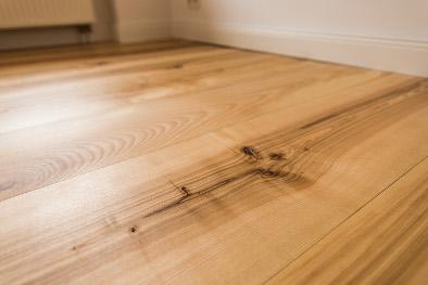 Esche Dielen Holzstruktur