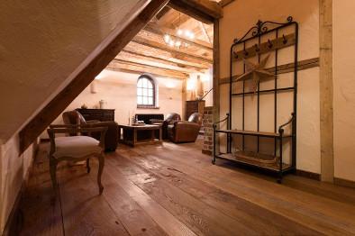Holzboden Wohnzimmer Eiche
