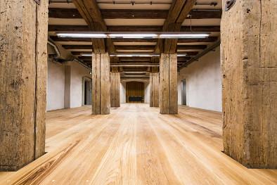 Eiche Holzboden Dielen