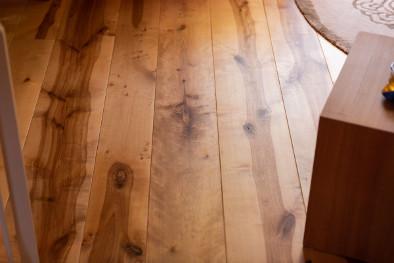 Holzboden Dielen Birke