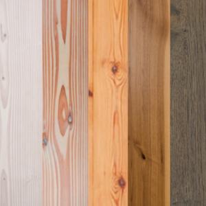 Bodendielen Holz